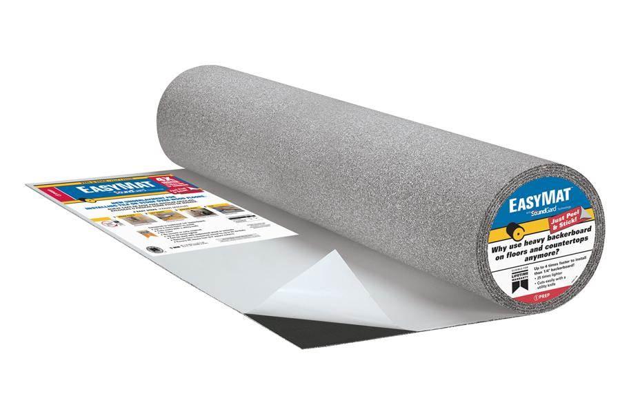easymat tile stone underlayment
