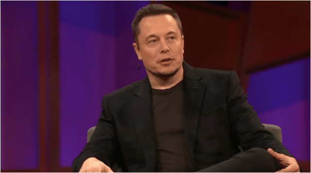 Google blocked access to a Google Doc shared by Elon Musk in March (YouTube – TED)