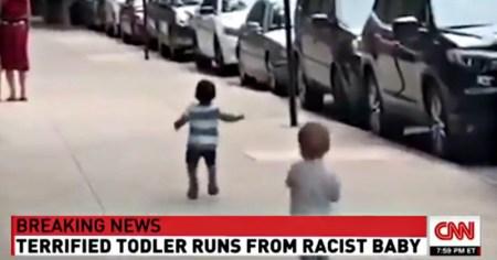 Twitter Fact Checked Trump's CNN Bashing Meme
