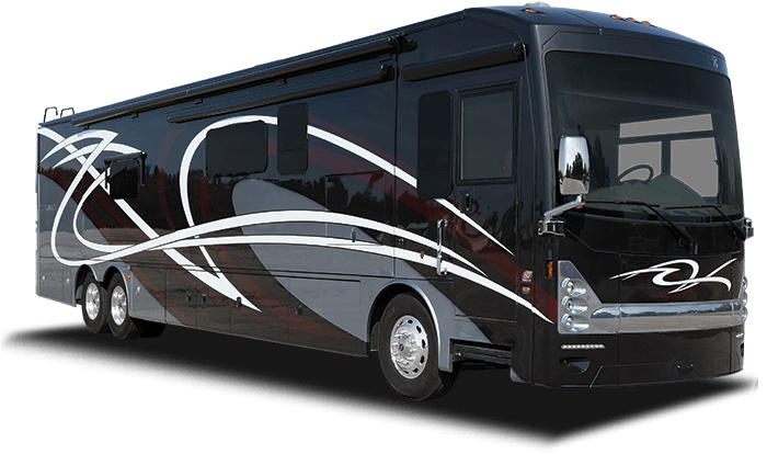 Tuscany Class A Diesel Motor Homes