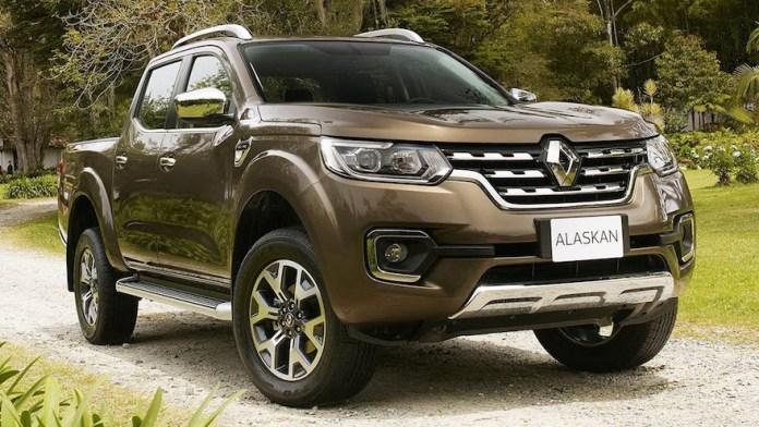 La nueva Renault Alaskan llega en noviembre.
