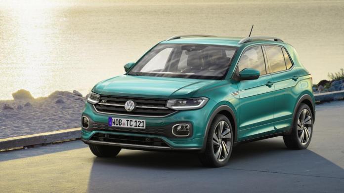 Volkswagen T-Cross, el SUV más vendido.