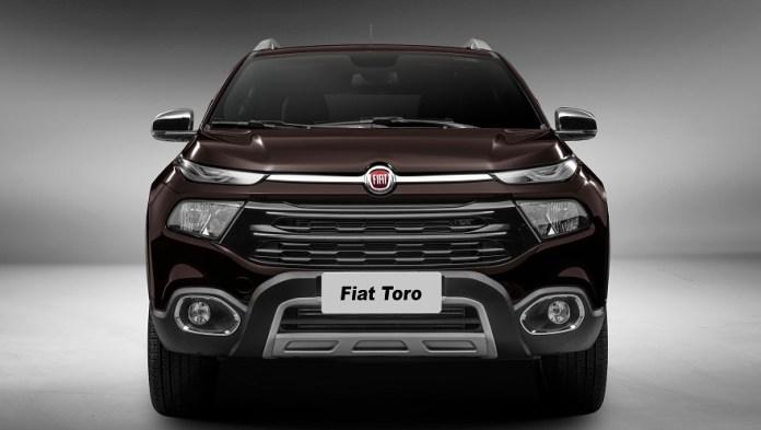Fiat prepara el rediseño de la Toro.