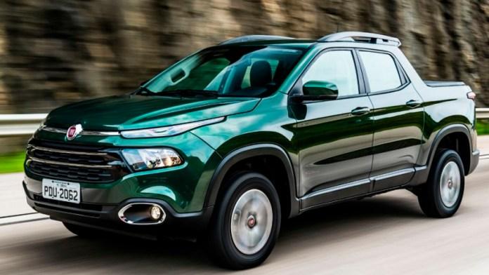 Fiat Toro, en el top ten de las más vendidas.
