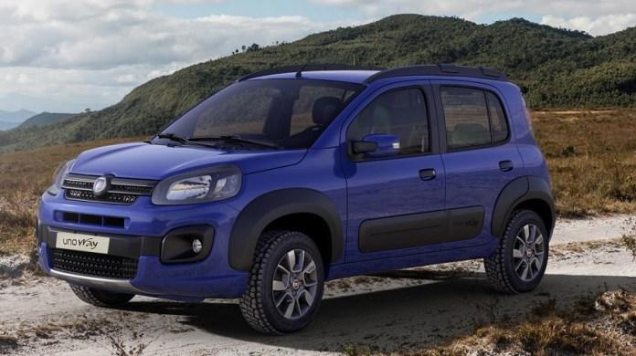 Fiat Uno, completa el listado de los autos más económicos.