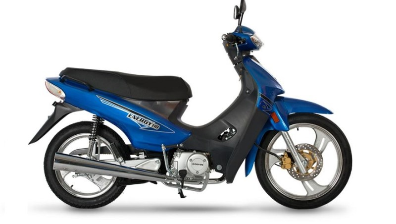 Corven Energy, one of the best selling motorcycles.