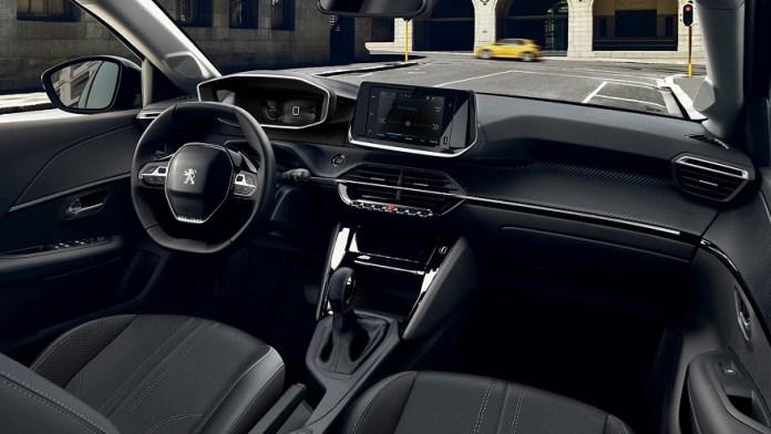 Así es por dentro el nuevo Peugeot 208.