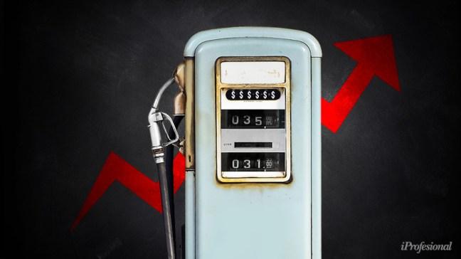 El impuesto impacta en el precio de la nafta en el surtidor de venta al público
