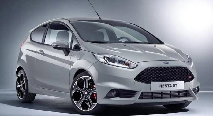 Ford Fiesta en una versión extrema, vendida en otros mercados.
