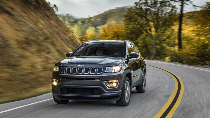 Jeep Compass, el gran éxito del grupo FCA.