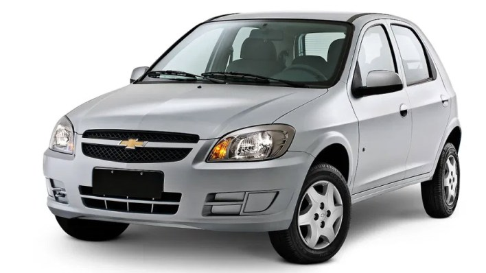 Chevrolet Celta, también con un posible problema en el airbag.