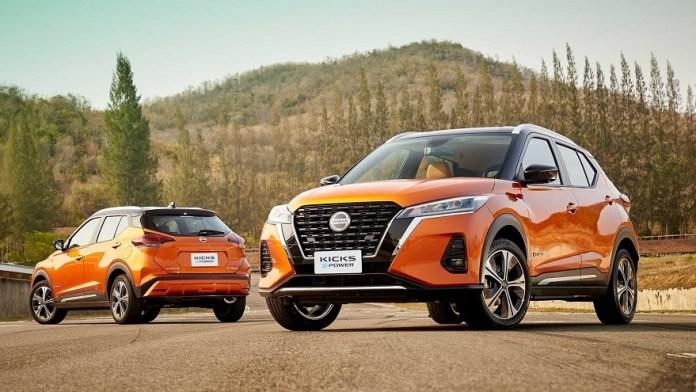 Nissan Kicks, el modelo que se viene.