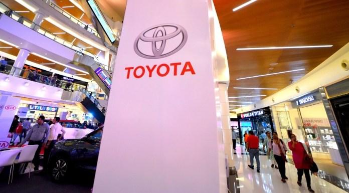 Toyota, un éxito en todo el mundo.