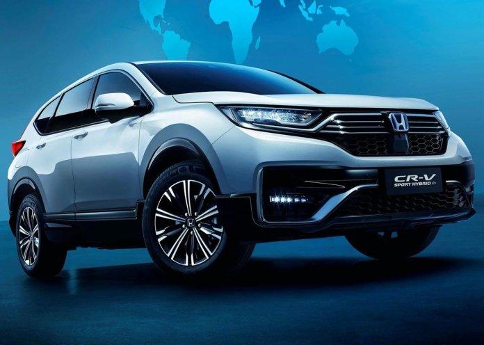 Honda CR-V Hybrid, más ecológica.