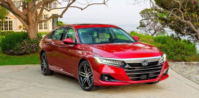 Honda Accord, con más tecnología.