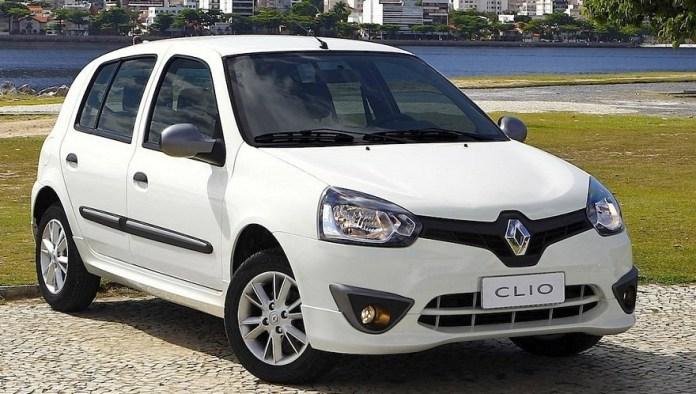 Renault Clio, ya discontinuado, lo reemplazó el Kwid.