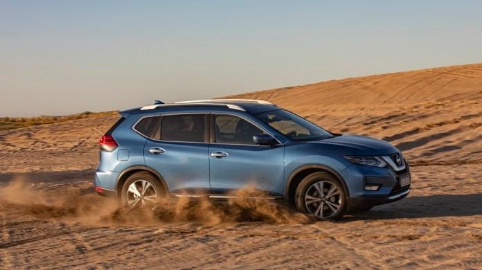 Nissan presentó el X-Trail renovado.