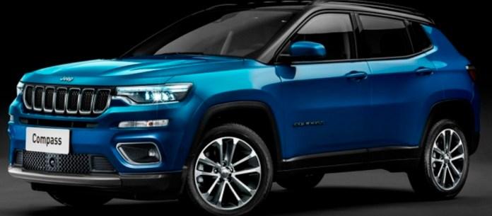 Jeep prepara un nuevo SUV de siete asientos.