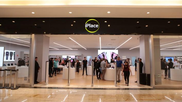 iPlace promete ofrecer la misma experiencia que las tiendas oficiales de Apple.