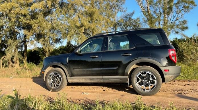 Ford Bronco Big Bend, con casi 5 metros de largo.