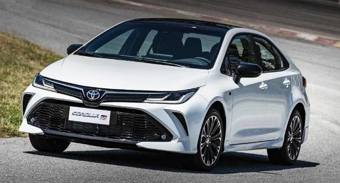 Toyota Corolla GR-S, el más deportivo.