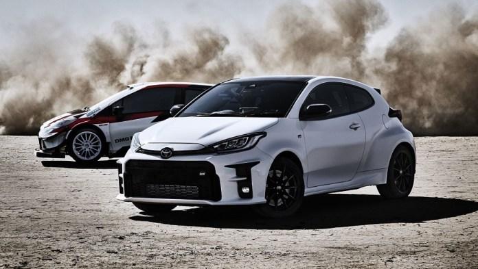 Nuevo Toyota Yaris GR, el más deportivo.