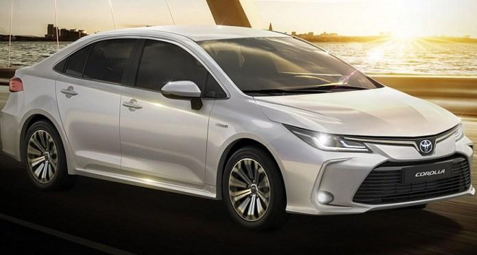 Toyota Corolla, el híbrido más vendido de 2020.