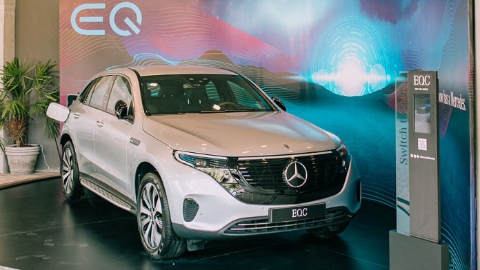 Mercedes Benz también apuesta a los híbrido y mild-hybrid.