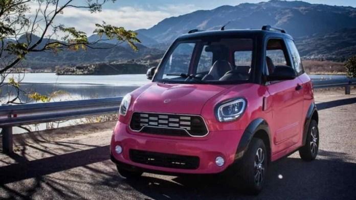 Tito, el auto eléctrico que se fabricará en San Luis.
