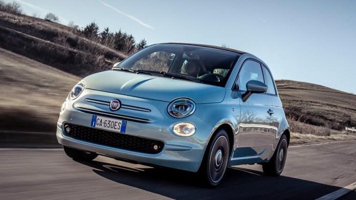 Fiat 500 mild hybrid, llega en 2021.