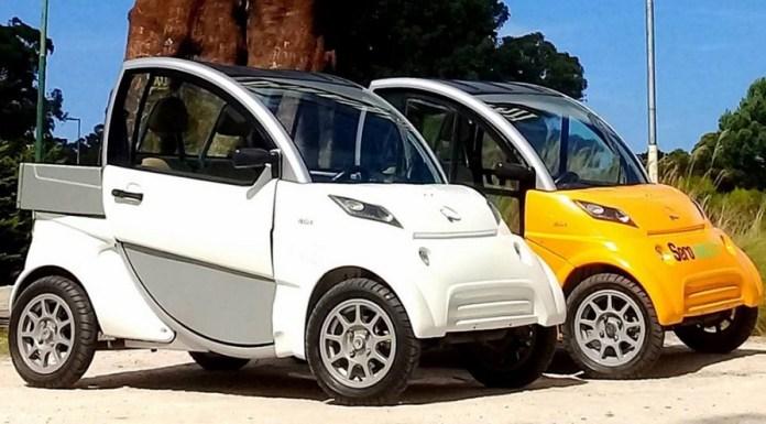 Sero Electric ofrece diferentes propuestas para llevar carga.