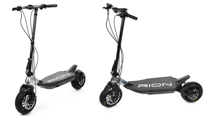 Rion, más opciones de la marca AirWhell.