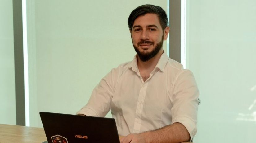 Iván Tello, COO of Decrypto