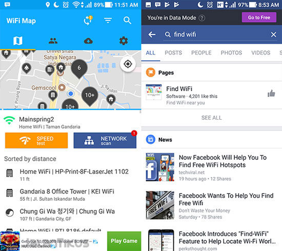 Image Result For Tips Bobol Wifi Android