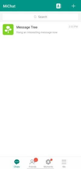 Cara Buat Dua Akun Michat Fitur Chat 7b7c6