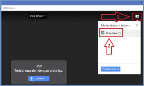 Masalah Download Di Google Drive 4