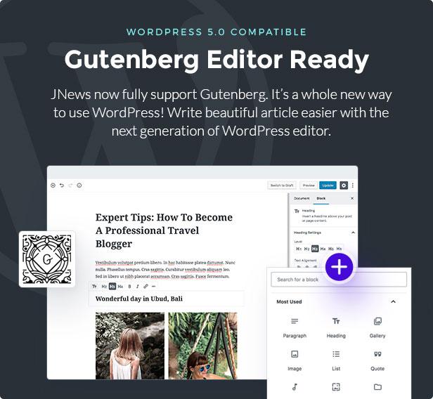 JNews - WordPress Newspaper Magazine Blog AMP Theme - 7