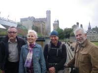 0531 Cardiff Castle 2 Nick Ros John Peter