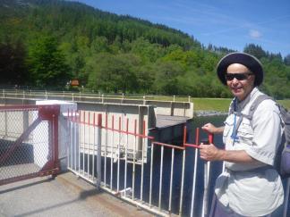 0612 Fort William to Spean Bridge 10 Gairlochy