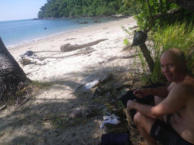 Dunk Island 4 MuggyMuggy beach