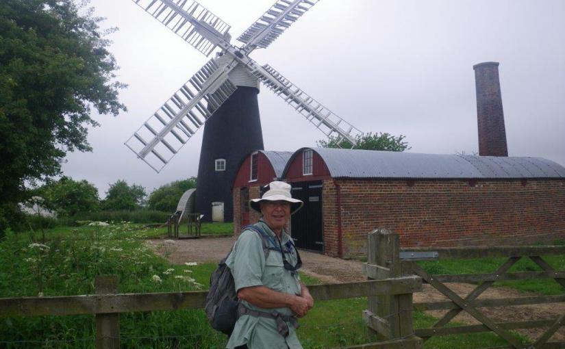 Wherryman's Way – Reedham to Yarmouth