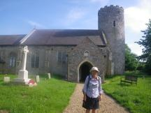 Surlingham-to-Chedgrave-6-Hardley-Church