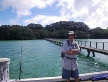 BoP 20 Kauri Pt wharf