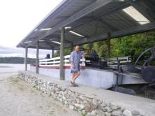 Mahinapua paddleboat
