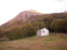 Richmond Range D3 Mt Rintoul hut