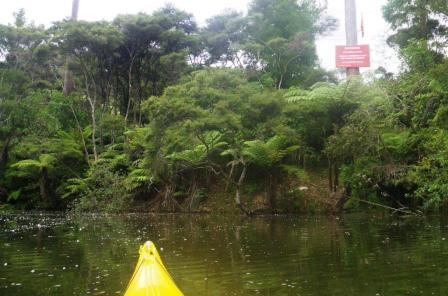 kayak 5 Live firing range