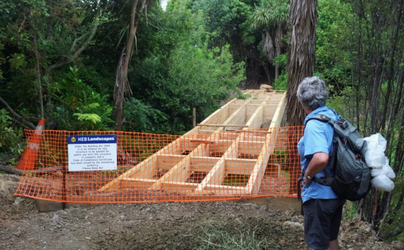 Upper Puhinui Stream