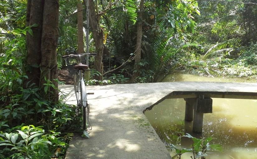 Prapradaeng  bike ride