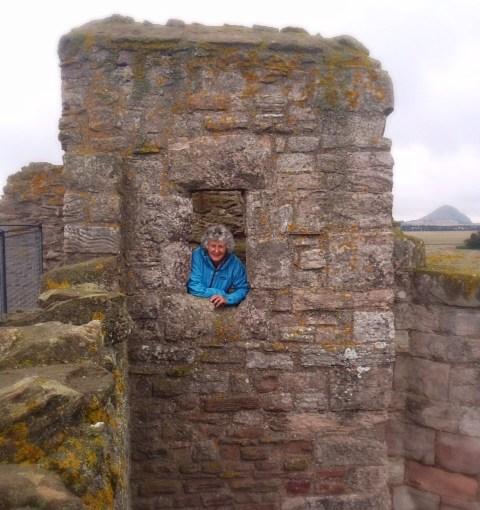 Tantallon and Dirleton Castles