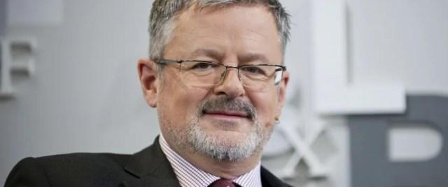 """Der Historiker Christopher Clark: """"Es gab keine deutsche Verschwörung zum Krieg"""" Foto: picture alliance / Sven Simon"""